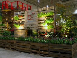 Pallate garden