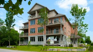 LEED Silver mid-rise in Gatineau, QC.