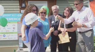 LEED Platinum home donated to Habitat for Humanity