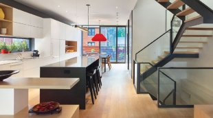 Skygarden House home renovation in Toronto earns Canadian Green Building Award