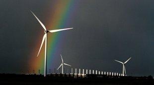 Wind turbine © Jinterwas, Flickr