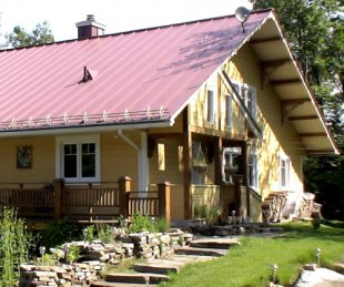 Heritage metal roof from Ideal Roofing