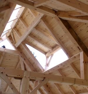 timberframe construction - Wood Frame Construction