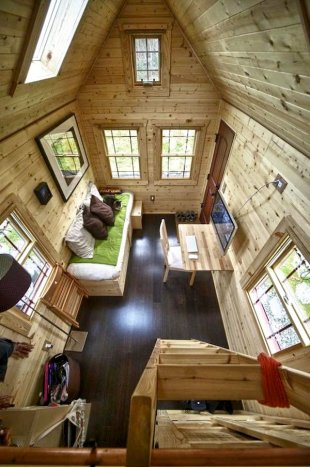 The Tiny Tack House