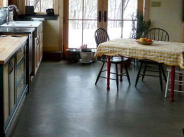 How To Build A Slab On Grade Green Home Guide Ecohome