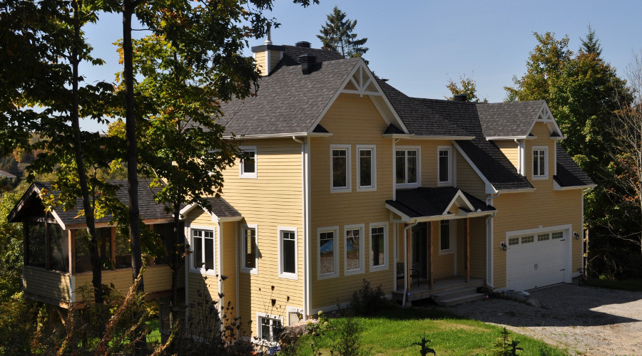 Leed Homes Being Built In Gatineau Qc News Ecohome