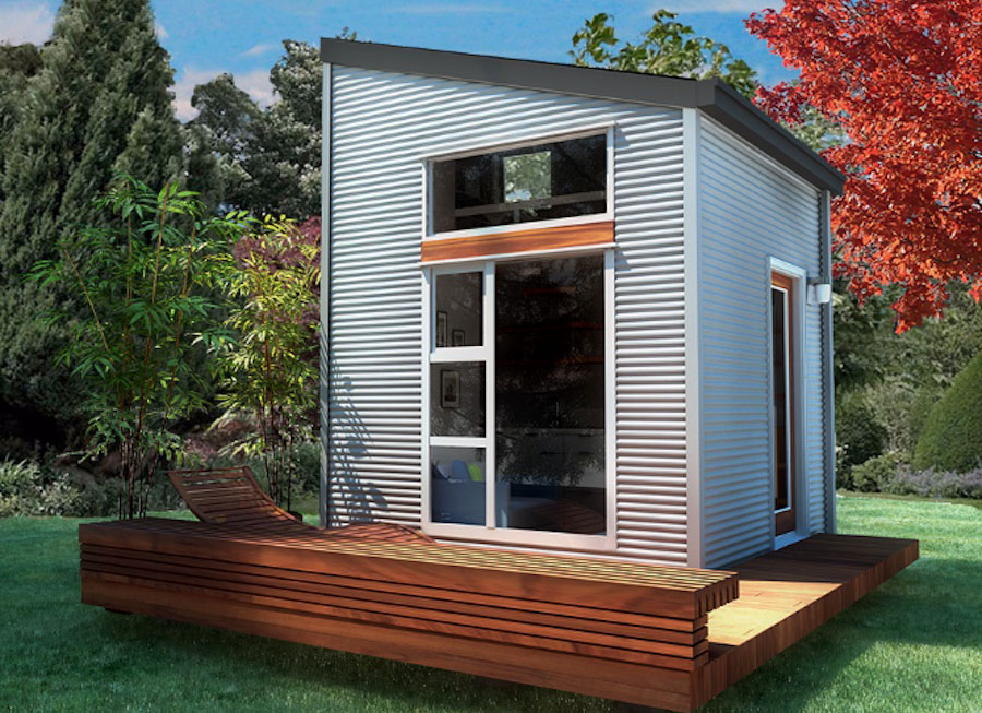 Phenomenal Sustainably Built And Affordable Tiny House By Nomad Micro Homes Inspirational Interior Design Netriciaus
