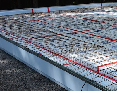 Insulated Slab On Grade Forms Ecohome