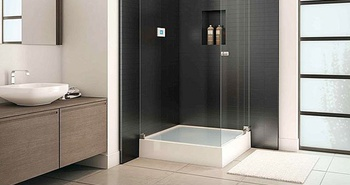 Grey water and heat recovery shower