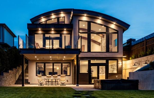 Net Zero Homes - Canada's first certified Net Zero House in BC