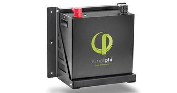 Lithium-ion solar home battery