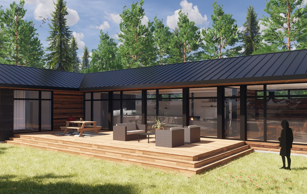 Prefab LEED Passive House Kit Homes the Future of House Building?