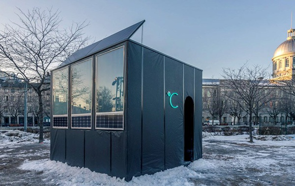 Celsius Solar Igloo