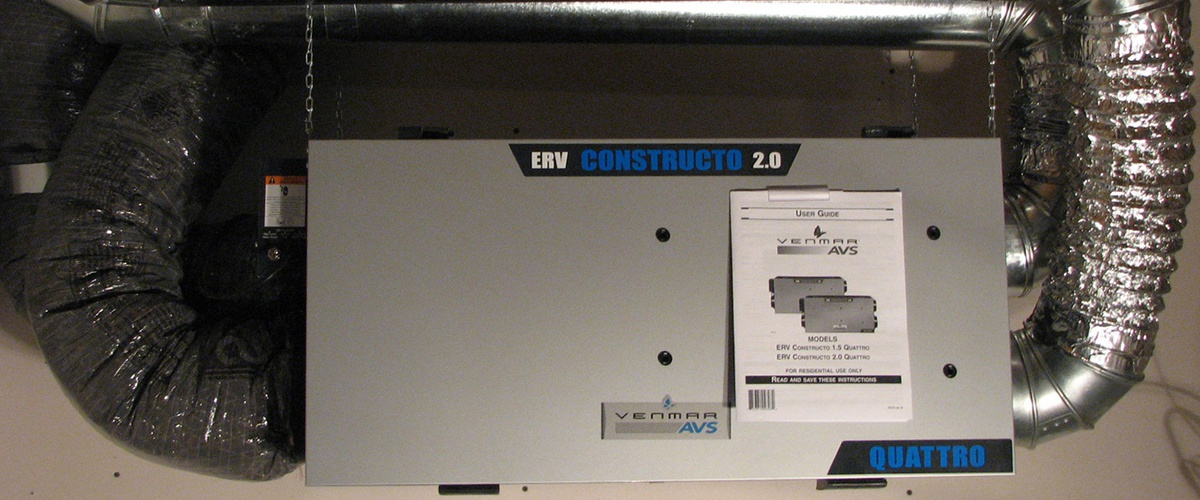 How to Choose between an HRV and ERV system