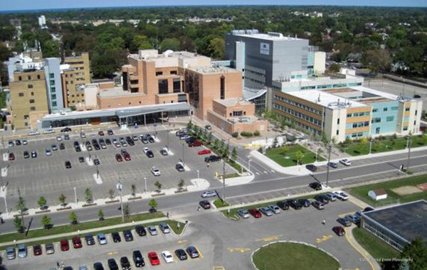 Ontario's first LEED certified hospital