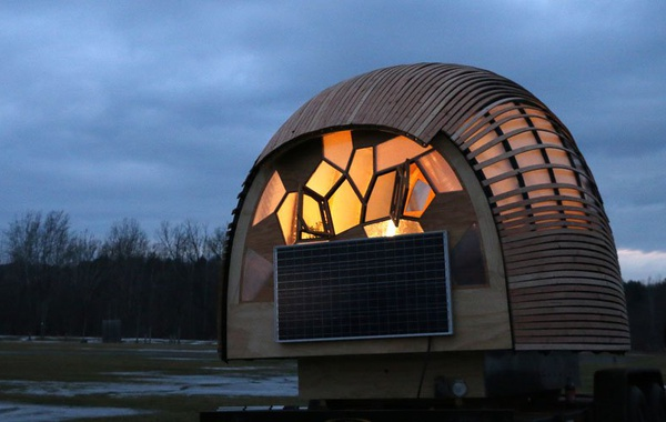 The Otis mobile tiny house