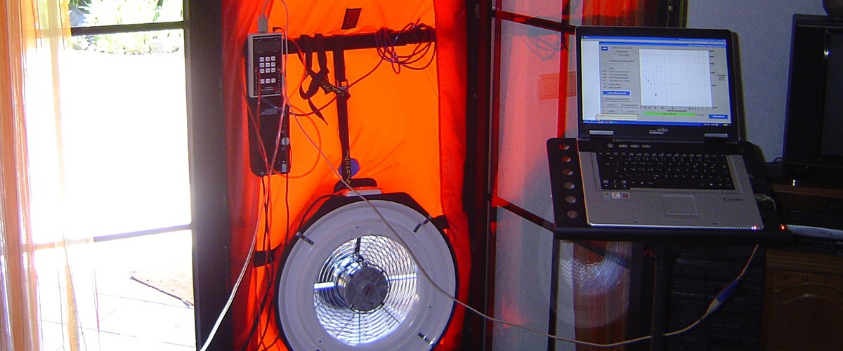 Blower Door Tests - What's the Cost & Who Does Them?