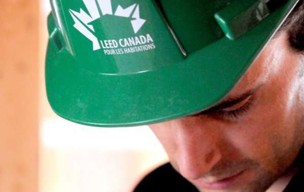 LEED Canada on the rise