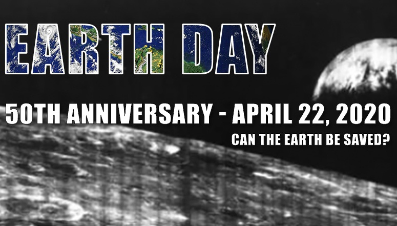 Earth Day 50th Anniversary April 22 2020 - Ecohome