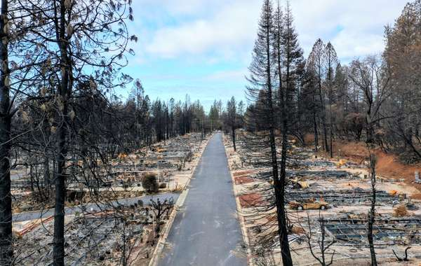 Building with ICF in California Wildfire Zone - Habitat for Humanity