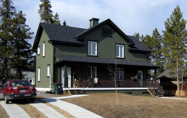 Yukon's first LEED certified home