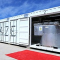 Solar Electricity Generation & Storage with no Batteries, Azelio