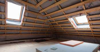 Skylights can be problematic in a high performance home