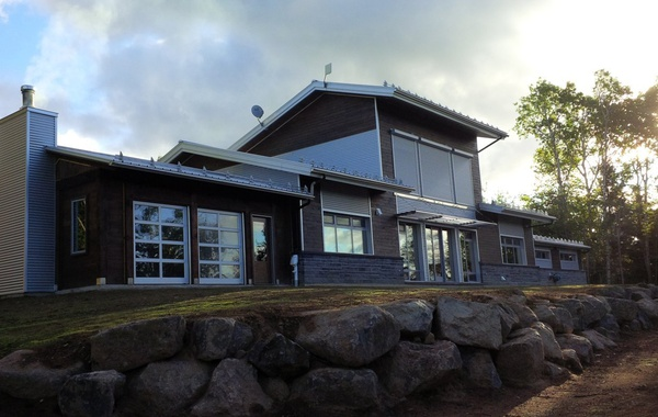 Resilient home construction - Kenogami House of the Year