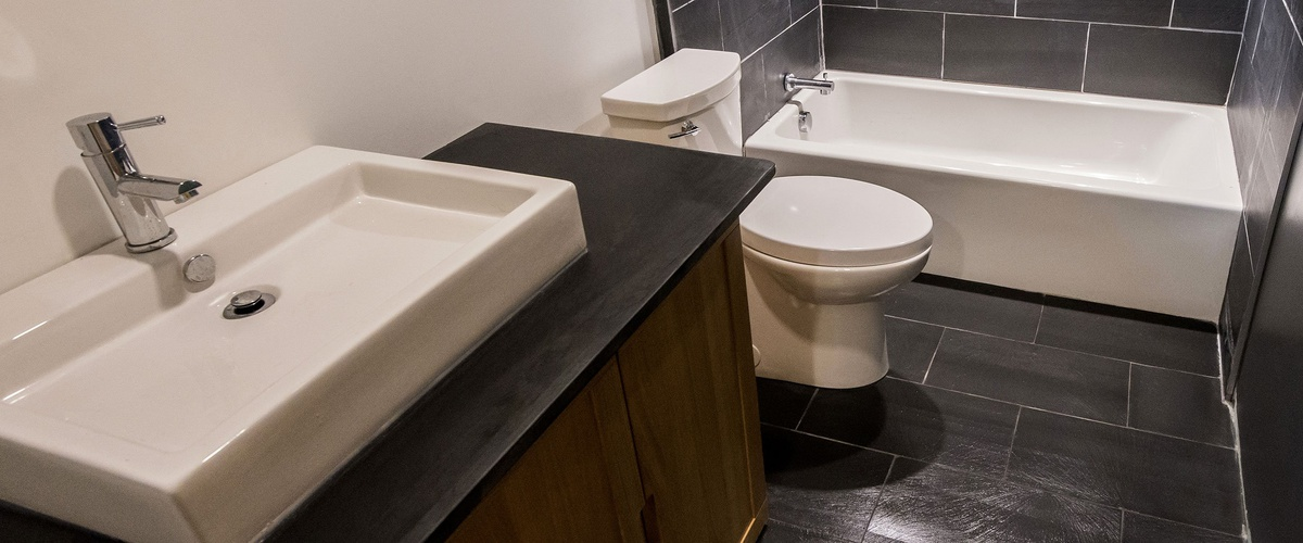 Diy Slate Tile Installation Ecohome