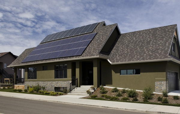 Net Zero Energy Homes Pilot Project Canada