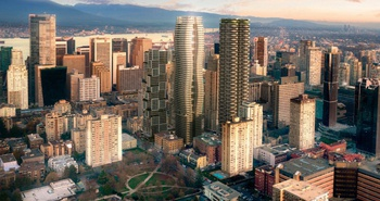 The tallest Passive House in the world will soon be built in Vancouver BC