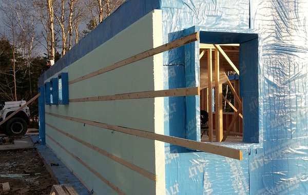 Is EPS foam eco-friendly? Exterior home insulation rigid foam panels