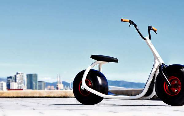 Electric scooter for commuting