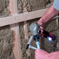 Milwaukee expander tool for Uponor pex tubing