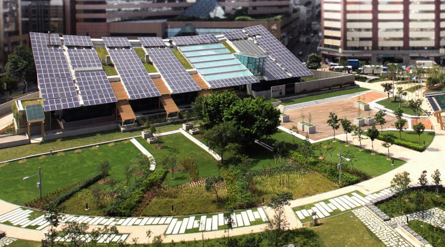 Cagbc S Zero Carbon Buildings Initiative Ecohome