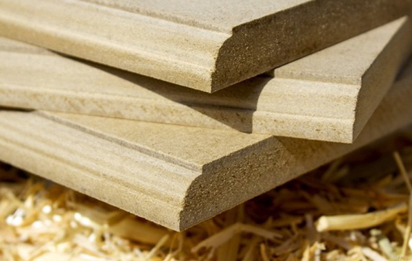 MDF Formaldehyde Free Alternatives - Made from Rice Stalks