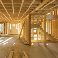 Which wood is best for framing timber frame construction in homes?