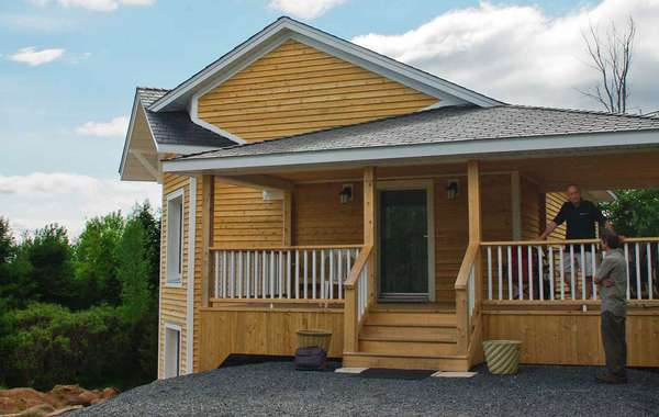Naugler House: the most energy efficient Passive House design in New Brunswick