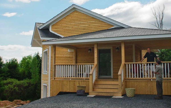 Naugler House: the most energy efficient home in New Brunswick