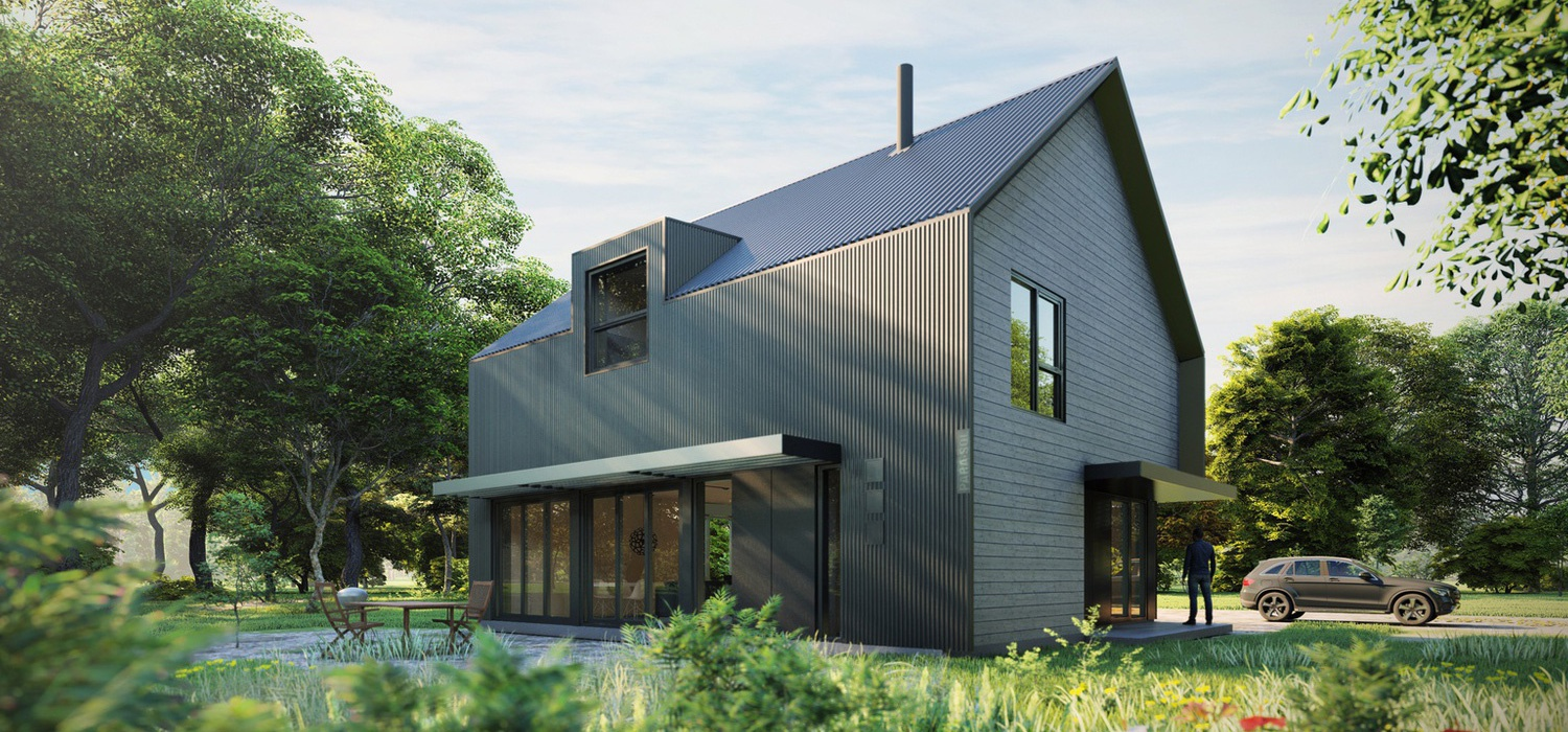 Prefab Passive House & LEED Kit Homes for Sale - Ecohome