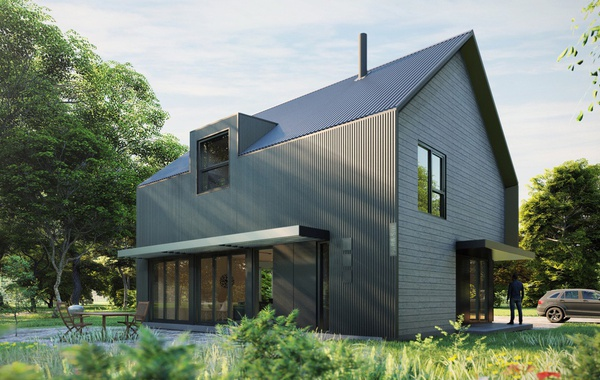Concept And Design Ecohome