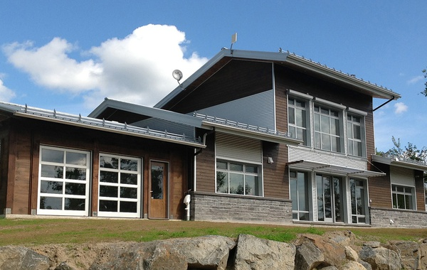 Ecohome's Kenogami House 'The Most Resilient Home in North America'