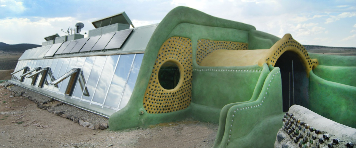 Earthships Don T Work In Canada Ecohome