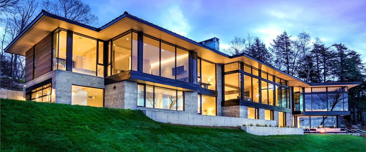 Suspended-film insulating glass windows are high-performance windows