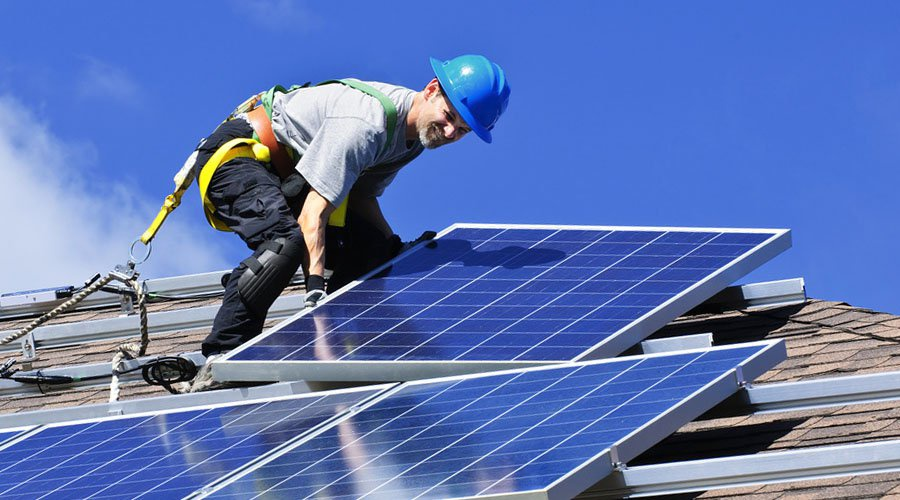 Great Return on Investment for Solar Installation
