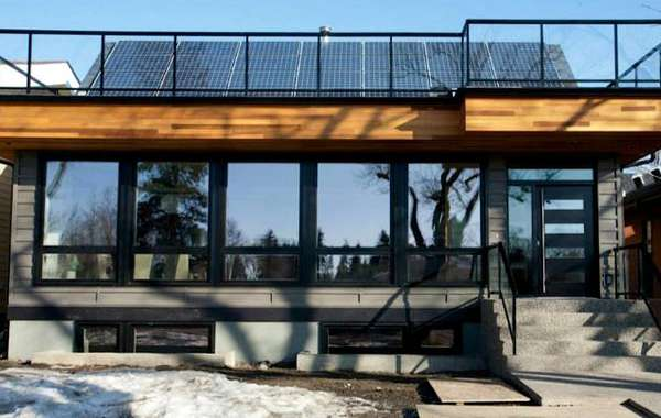 Net Zero Energy homes Edmonton Alberta
