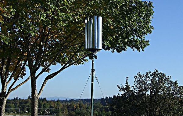 The Zoetrope DIY Vertical Wind Turbine Design