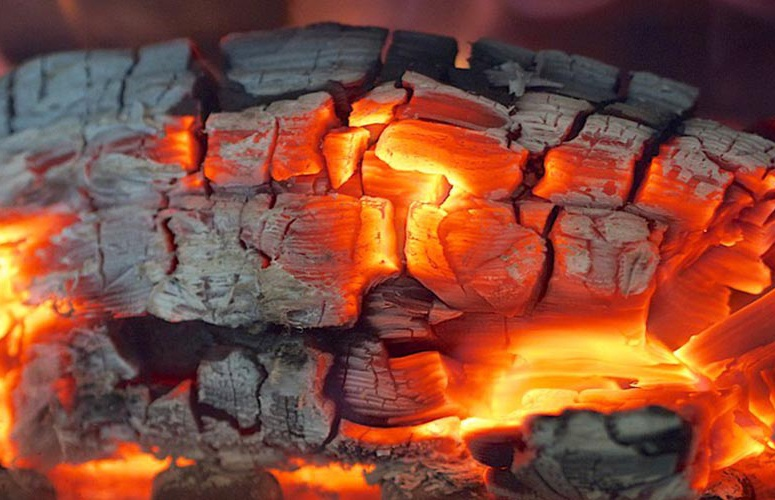 Wood Combustion - How it works and the different stages