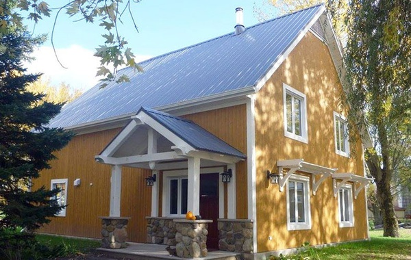 Passive Solar Index Home - super high efficiency