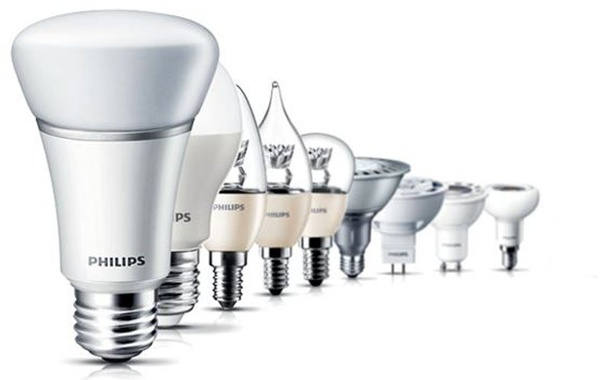 Warm light and dimmable LED bulbs